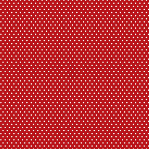 """Core'dinations Core Basics Patterned Cardstock 12x12"""" - Red Small Dot"""