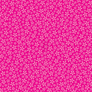 "Core'dinations Core Basics Patterned Cardstock 12x12"" - Dark Pink Flower"