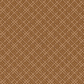 "Core'dinations Core Basics Patterned Cardstock 12x12"" - Brown Plaid"