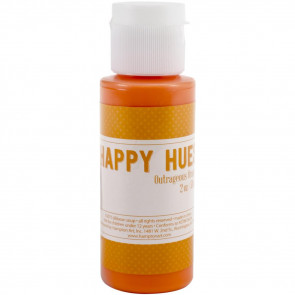 Jillibean Happy Hues Paint Daubers 2oz - Outrageous Orange