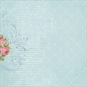 """ScrapBerry's Butterflies Single-Sided Cardstock 12x12"""" - Charm"""