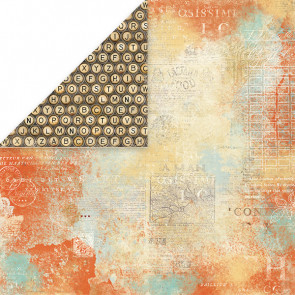 """Craft & You Design Double-Sided Cardstock 12x12"""" - I Love Vintage 03"""