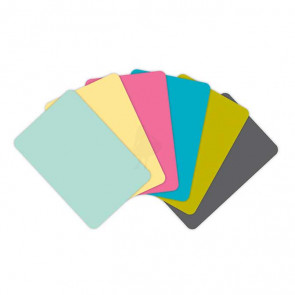 """Project Life 3x4"""" Textured Cardstock 6 stks - Blush Edition"""