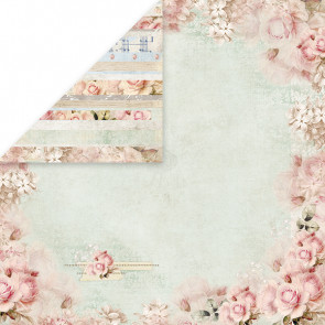 "Craft & You Design Double-Sided Cardstock 12x12"" - Rose Garden 02"