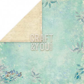 """Craft & You Design Double-Sided Cardstock 12x12"""" - Spring Garden 06"""