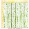 """LemonCraft Double Sided 12x12"""" Scrapbooking Paper - Fresh Summer 01"""